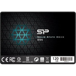 SILICON POWER - SILICON POWER SP120GBSS3S55S25 Slim S55 2.5