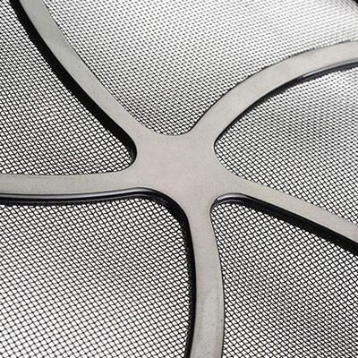 SILVERSTONE SST-FF141B 14 cm Mıknatıslı Fan Filtresi