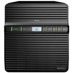 SYNOLOGY - SYNOLOGY 4x DS420J Realtek DC 1.4ghz 1gb Glan USB 3.0 Raid Nas Server (Disksiz) (64tb Kapasite) 2x IP Kamera Desteği