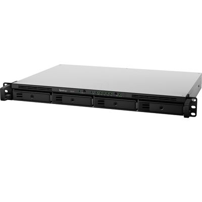 SYNOLOGY 4x RS819 Realtek DC 1.4ghz 2gb 2x Glan eSATA USB 3.0 Raid Rack Nas Server (Disksiz) (64tb Kapasite)