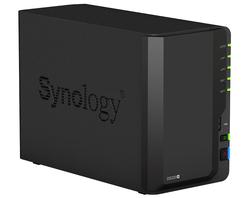 SYNOLOGY - SYNOLOGY DS220+ NAS 3.5x2YUVA 1 LAN NAS DEPOLAMA ÜNİTESİ
