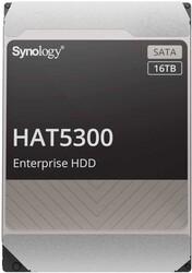 SYNOLOGY - SYNOLOGY Dsk 3.5'' 16Tb 7200Rpm Sata6 256Mb Si̇yah Dahili Disk (HAT5300-16T)