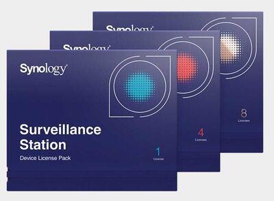 SYNOLOGY NAS Gözetleme Cihazı Lisans Paketi (DEVICE-LICENSE-X1)