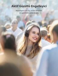 TAOTRONICS SoundSurge 85 Aktif Gürültü Engelleyici ANC Bluetooth 5.0 Kulaklık (TT-BH085) - Thumbnail