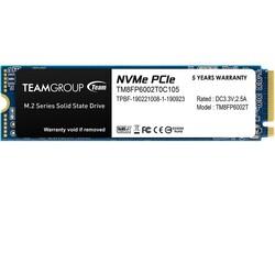 TEAM - TEAM 1TB MP33 TM8FP6002T0C101 1800- 1500MB-s M2 PCIe NVMe Gen3 Disk