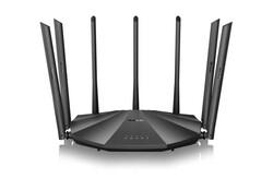 TENDA - TENDA AC23, yüksek hızlı internete erişimi olan haneler için özel olarak (AC23)