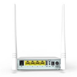 TENDA V300 300Mbps 4 Port Kablosuz+Ethernet+Usb Vpn VDSL2 ADSL2/2+ N Modem Router - Thumbnail