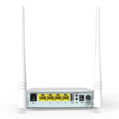 TENDA V300 300Mbps 4 Port Kablosuz+Ethernet+Usb Vpn VDSL2 ADSL2/2+ N Modem Router