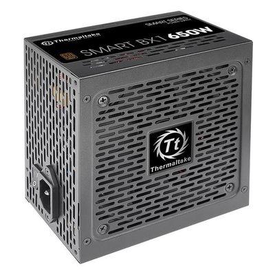 THERMALTAKE 650w Smart BX1 RGB PS-SPD-0650NNSABE-1 14cm Fan Aktif PFC 80+ Bronze Power Supply (PSU) V2.92 4x (6+2pin) Sa