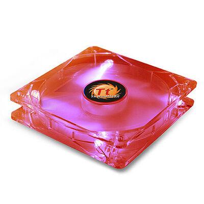 THERMALTAKE AF0030 12 Cm Ledli Kırmızı Kasa Fanı