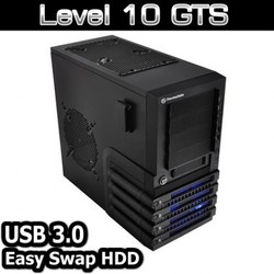 Thermaltake Level 10 GTS Oyun Kasası (PSU yok) (VO30001N2N) - Thumbnail