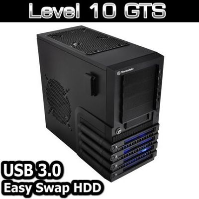 Thermaltake Level 10 GTS Oyun Kasası (PSU yok) (VO30001N2N)