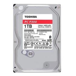 TOSHIBA - Toshiba 3,5 P300 1TB 64MB 7200RPM HDWD110UZSVA SATA 3, Desktop Diski