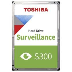 TOSHIBA - Toshiba 3,5 S300 2TB 128MB 5400RPM HDWT720UZSVASATA 3, 7-24 Guvenlik