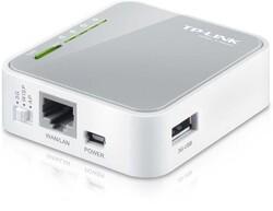 TP-LINK 150Mbps Taşınabilir 3G N Router (TL-MR3020) - Thumbnail