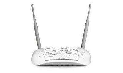 TP-LINK 300Mbps EWAN VPN VDSL ADSL2+ USB port Fiber Modem/Router (TD-W9970)