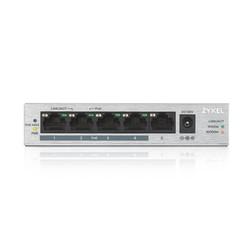 TP-LINK - TP-LINK 5port 4port PoE GS-1005HP Gigabit Yönetilemez Switch 60w Desktop