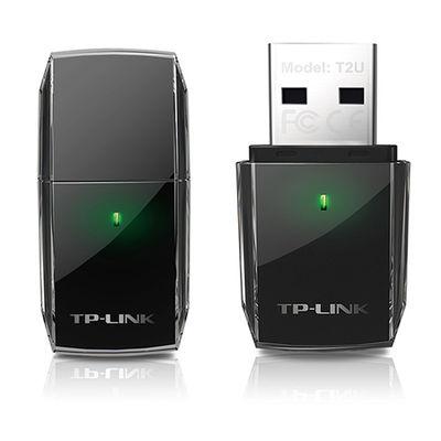 Tp-Link Archer T2U 600Mbps Dualband USB Adaptör