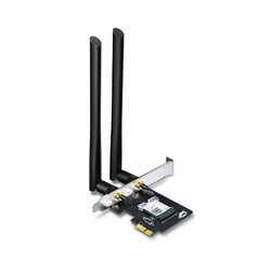TP-LINK - TP-LINK ARCHER T5E AC1200 WI-FI BLUETOOTH 4.2 PCIe ADAPTER
