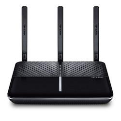 TP-LINK - TP-LINK ARCHER-VR600 1300Mbps 4 Port GBit Kablosuz-Ethernet-Usb VDSL2/ADSL2 Dual-Band Modem/Router