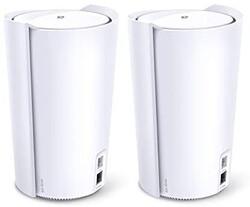 TP-LINK - Tp-Link DECO X90 2Li Wi-Fi 6 AX6600 Tüm Evi Kapsayan Mesh Wifi Sistemi