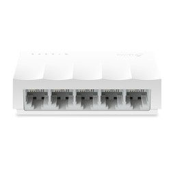 TP-LINK - TP-LINK LS1005 5 PORT 10/100 DESKTOP SWITCH