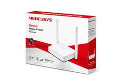 MERCUSYS - TP-LINK MERCUSYS MW301R 300Mbps KABLOSUZ N ROUTER