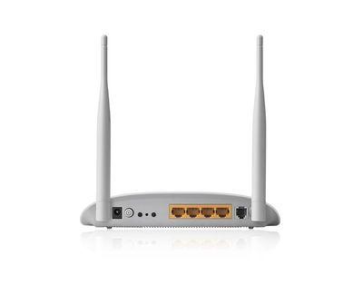 Tp-Link TD-W8961N 300Mbps 4 Port Modem Router