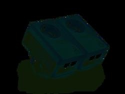 TP-LINK - TP-LINK TL-PA4020PKIT AV600 2 PORTLU AC POWERLINE ADAPTÖR