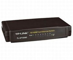 TP-LINK - TP-LINK TL-SF1008D 8 Port 10/100 Yönetilemez Switch