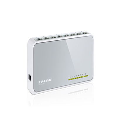 Tp-Link TL-SF1008D 8 Port 10/100 Switch