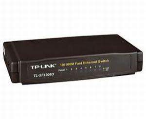 TP-LINK TL-SF1008D 8 Port 10/100 Yönetilemez Switch