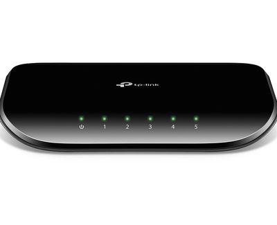 Tp-Link TL-SG1005D 5 Port 10/100/1000 Yönetilemez Switch