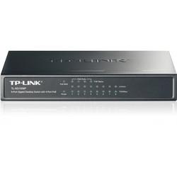 TP-LINK - TP-LINK TL-SG1008P 8 PORT 10/100/1000Mbps Yönetilemez SWITCH + 4 Port PoE