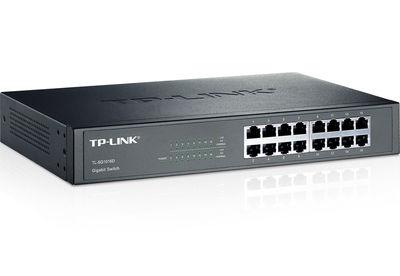 Tp-Link TL-SG1016D 16 Port 10/100/1000 Yönetilemez Switch
