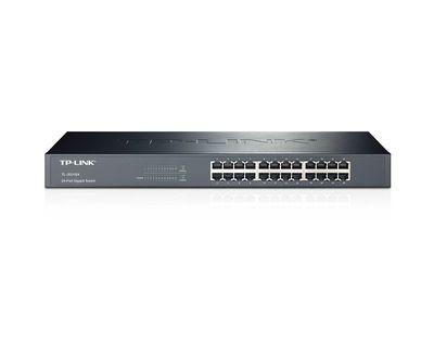 Tp-Link TL-SG1024 24 Port Gigabit Yönetilemez Switch Rack Tipi