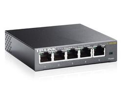 Tp-Link TL-SG105E 5 Port Gigabit Easy Smart Yönetilebilir Switch - Thumbnail