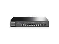 TP-LINK - TP-LINK TL-SG3210 8 Port 10/100/1000Mbps Pure L2 Yönetilebilir Port Gbit SFP Switch