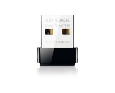 Tp-Link TL-WN725N 150 Mbps Nano Kablosuz USB