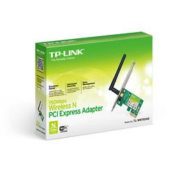 TP-LINK - TP-LINK TL-WN781ND 150Mbps KABLOSUZ PCI EXP ADAPTÖR