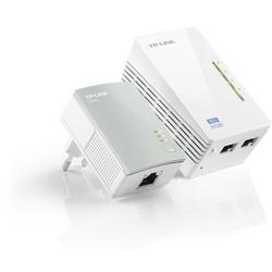TP-LINK - Tp-Link TL-WPA4220KIT 300Mbps Powerline Extender