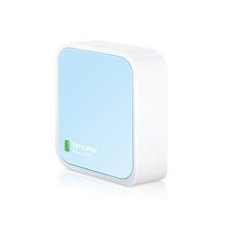 TP-LINK - TP-LINK TL-WR802N 300Mbps 1 Port Kablosuz-Ethernet Nano N Router