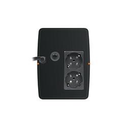 TUNÇMATİK LITE II 650 VA Line Interactive AVR 7,20 dk Led Ekran KGK 1*12V 9AH - Thumbnail