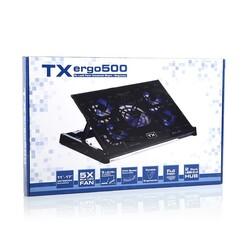 TX TXACNBERGO500 Notebook Soğutucu ve Stand - Thumbnail