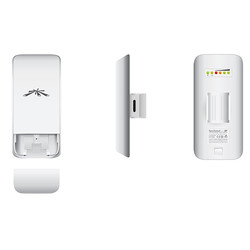 UBIQUITI (UBNT) - UBIQUITI (UBNT) NanoStation Loco M5 1 Port 150Mbps Access Point 5 dBi Anten (10KM) 5GhZ