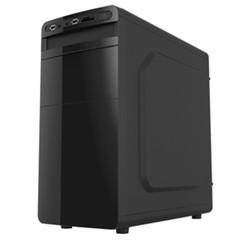 VENTO - Vento CIO TML117 400W Micro Atx Kasa Siyah