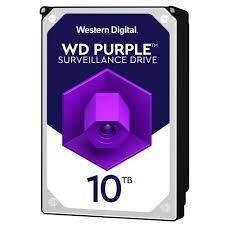 WESTERN DIGITAL - Wd 10TB Purple 5400RPM 256mb 7-24 3.5