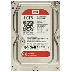 WESTERN DIGITAL - Wd 1Tb Red 3,5
