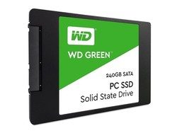 WESTERN DIGITAL - WD 240GB Green 540/465MB WDS240G2G0A