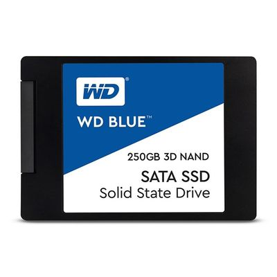 WD 250GB Blue 550/525MB WDS250G2B0A